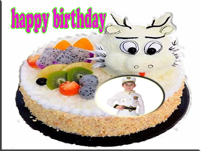 Birthday Cakes Photo Frames Apps on Google Play