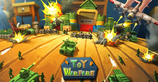 Toy Warfare