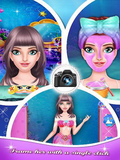 Mermaid Princess Makeover - Secrets Star Salon