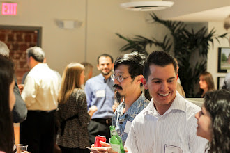 Photo: This was a great event! Be sure to visit www.504blog.com to keep up with everything happening at Mercantile Capital Corporation!