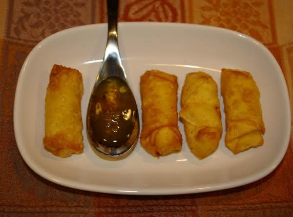 Texas Eggrolls Recipe