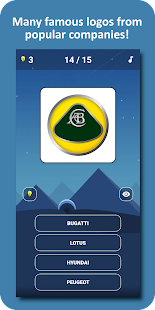 Car Logo Quiz for PC-Windows 7,8,10 and Mac apk screenshot 3
