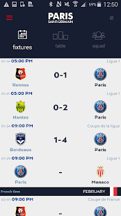 PSG Official- screenshot thumbnail