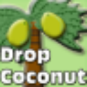 Drop Coconut~!! Free icon