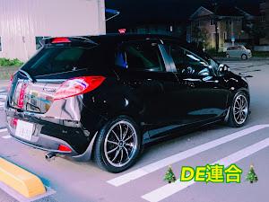 デミオ DEJFS 2011年式のカスタム事例画像 タケタケ(DE連合)さんの2018年12月11日04:19の投稿