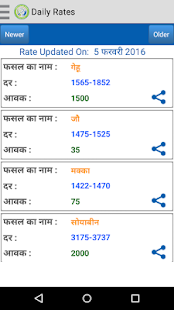 Neemuch Mandi Rate- screenshot thumbnail
