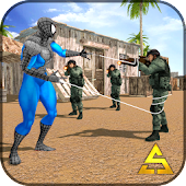 Spider Hero Vs Terrorist War Android APK Download Free By Socket Apps
