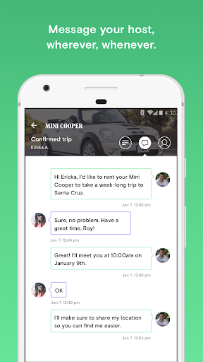 Turo - Better Than Car Rental Apk apps 4