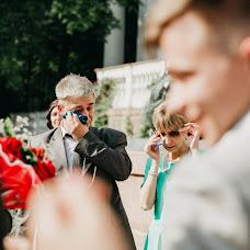 Свадебный фотограф Лидия Сидорова (kroshkaliliboo). Фотография от 02.08.2018