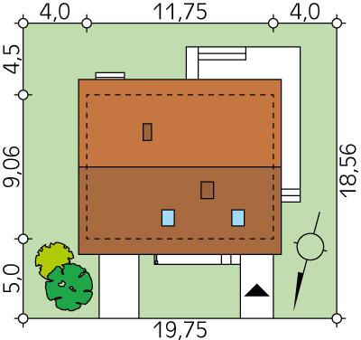 Balbinka CE - Sytuacja