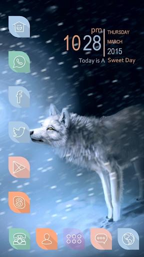 White Wolf Theme