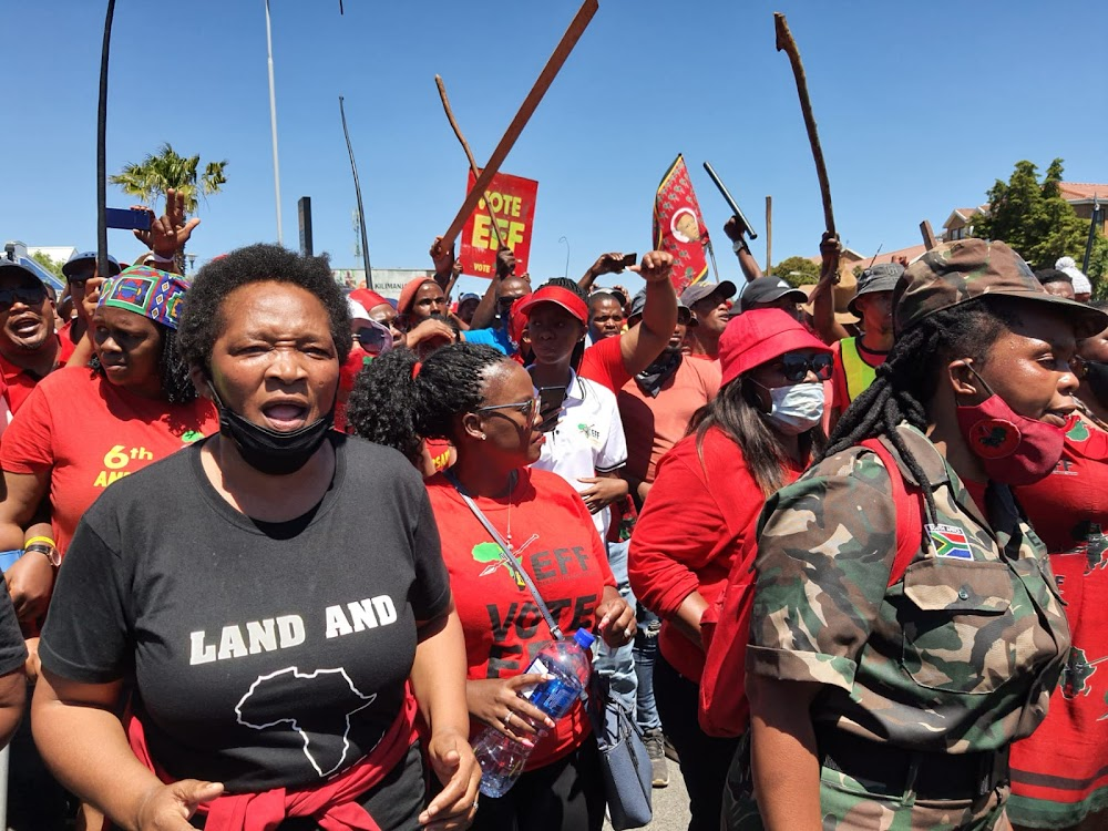 EFF, PAC face hate speech probe over Brackenfell High outbursts - TimesLIVE