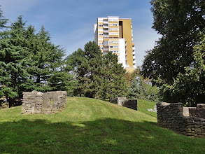 Photo: Vieilles pierres - Parc Epoisses (Crédits Carole C.)
