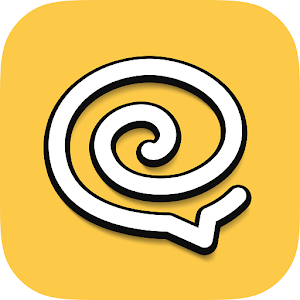 Chatspin Random Video Chat Talk to Strangers 3.6.7 by SMV Co. logo