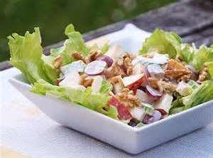 Waldorf Turkey Salad Recipe