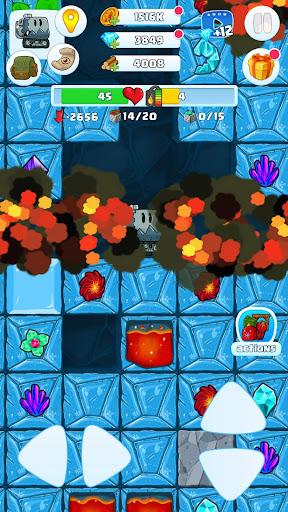 Digger 2: dig and find minerals screenshots 5
