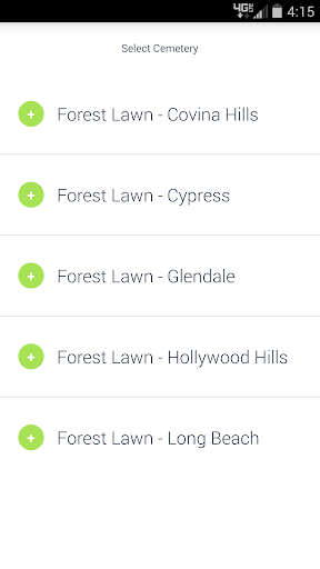 Forest Lawn Visitors Guide