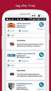 Krak - Søg lokalt- screenshot thumbnail