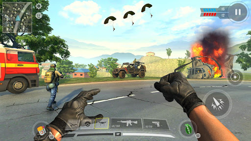 Commando Adventure Assassin: Free Games Offline 1.39 screenshots 5