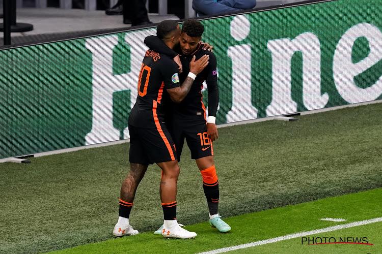 Nederland wint na lastige openingsfase eenvoudig van Noord-Macedonië