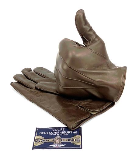 gants cuir barnstormer