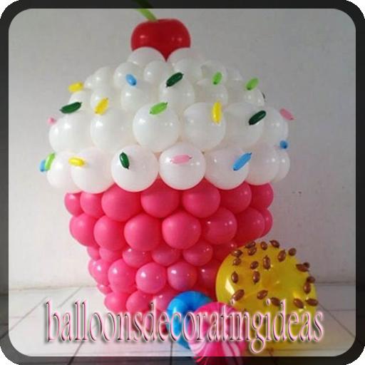Baixar Balões idéias de decoração para Android