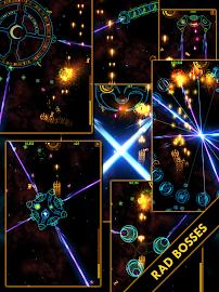 Plasma Sky - rad space shooter Screenshot 2
