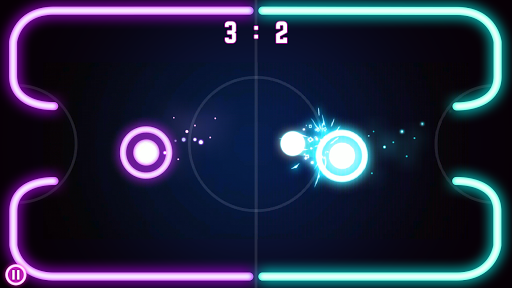 Code Triche Neon Hockey apk mod screenshots 6