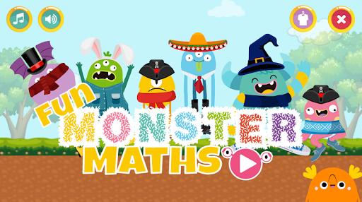 Fun Monster Math 1.27 screenshots 1