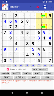 Sudoku Coach Lite - náhled