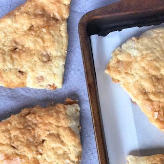 Salted Caramel Scones Recipe