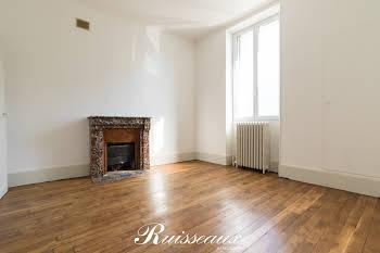 Appartement 2 pièces 47,46 m2