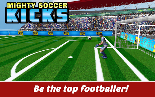 Mighty Soccer Kicks screenshot