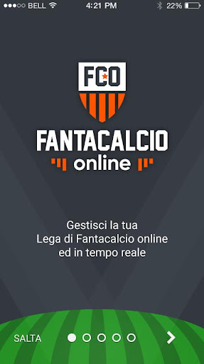 Fantacalcio Online 2019/2020 2.0.36 screenshots 1