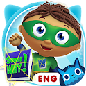 Super why icon