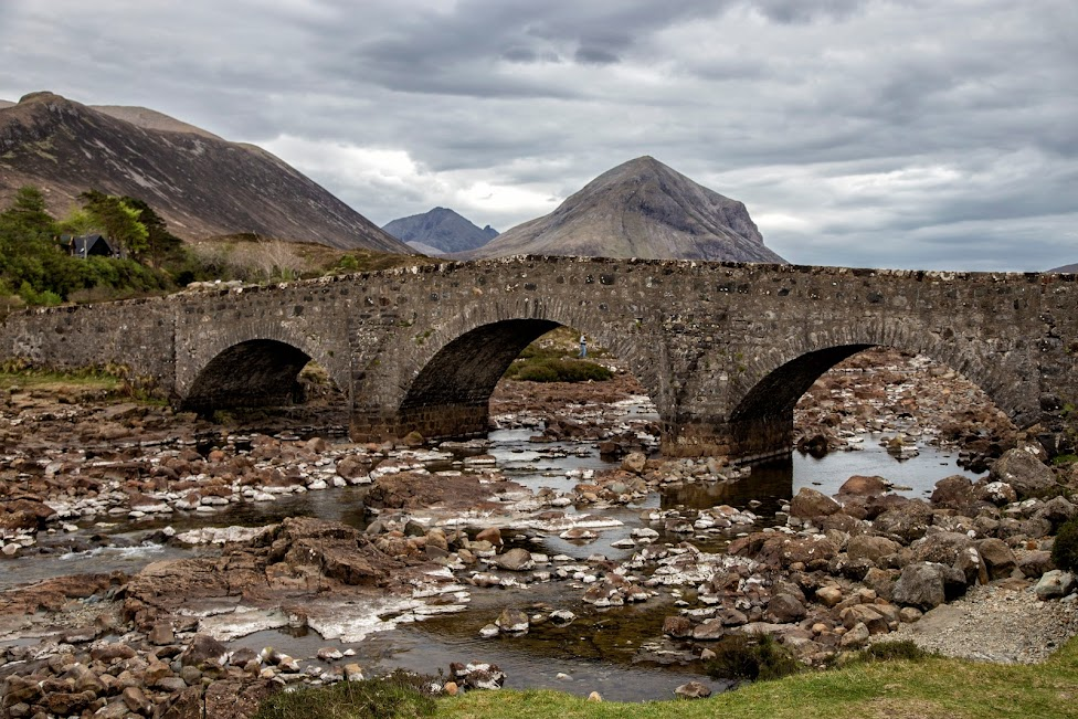 Szkocja, Sligachan Old Bridge