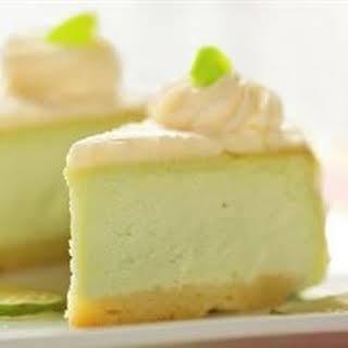 Key Lime Pie - Low Carb Version.