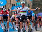 """Alaphilippe duidt zwaarste finish van weekend aan: """"Van Van Aert en Van der Poel weet je nooit wat je kan verwachten"""""""