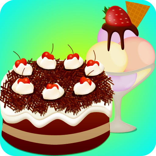 아이스크림과 케이크 게임 休閒 App LOGO-硬是要APP