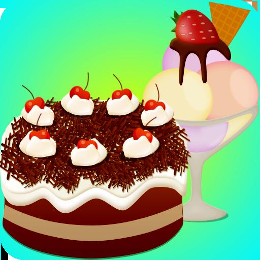 ice cream and cake games 休閒 App LOGO-硬是要APP
