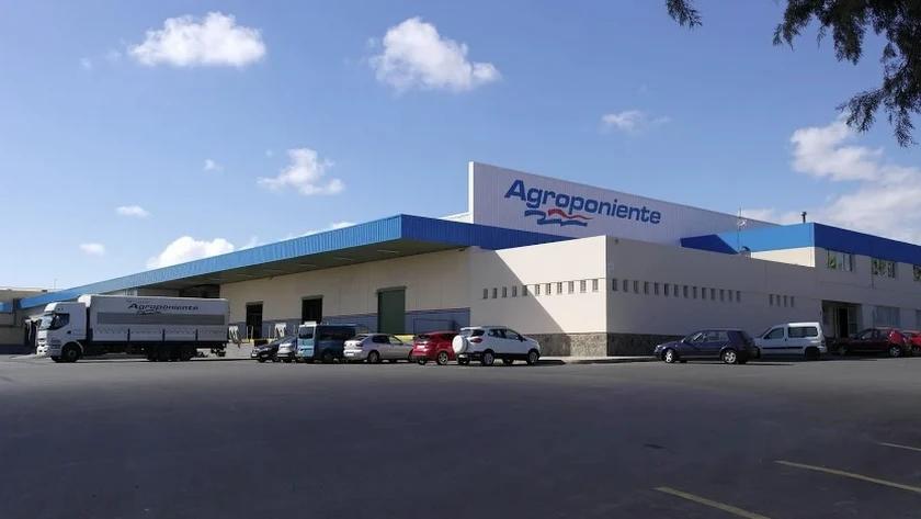 Instalaciones del Grupo Agroponiente.