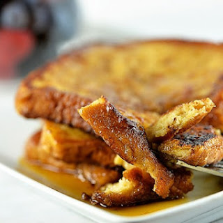 Perfect French Toast.