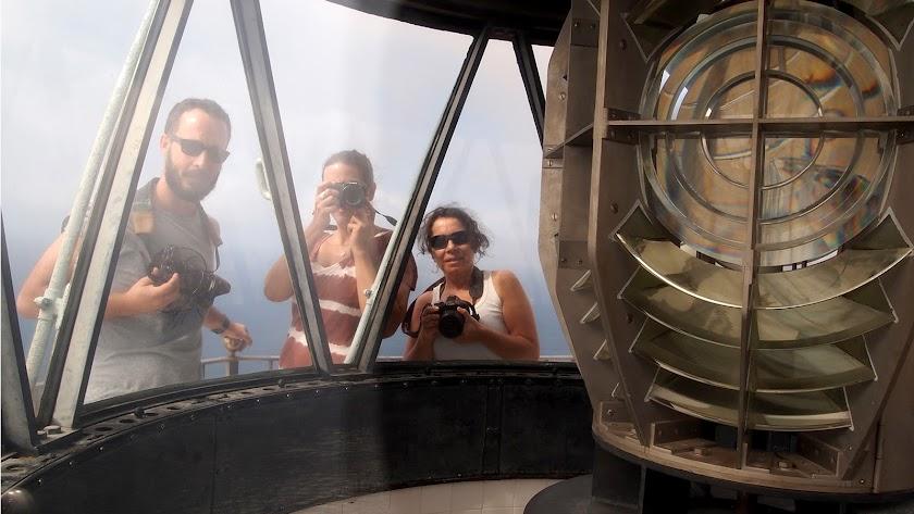 El faro de Mesa Roldán reabre sus puertas tras el cierre temporal por la covid-19. Foto de Patri Díez