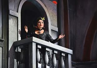 Photo: EINE NACHT IN VENEDIG / Wiener Volksoper. Inszenierung: Hinrich Horstkotte, Premiere 14.12.2013. Sera Goesch. Foto: Barbara Zeininger