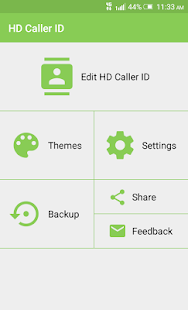HD Full Screen Caller ID- screenshot thumbnail