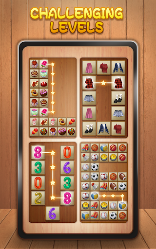 Tile Connect - Free Tile Puzzle & Match Brain Game 1.4.1 screenshots 15