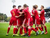 Les U17 dominent l'Irlande du Nord