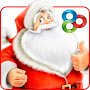 Christmas Santa Launcher Theme APK icon