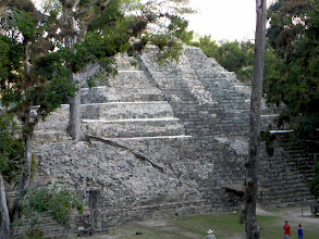 Photo: The Mayan were observers of the galaxy.