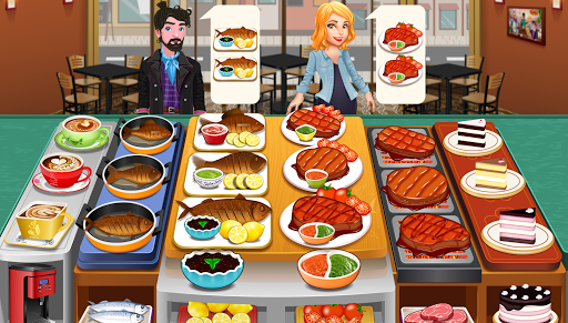 Cooking Max - Mad Chefu2019s Restaurant Games 0.99 screenshots 9